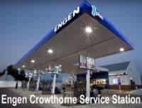 Engen Garage Crowthorne
